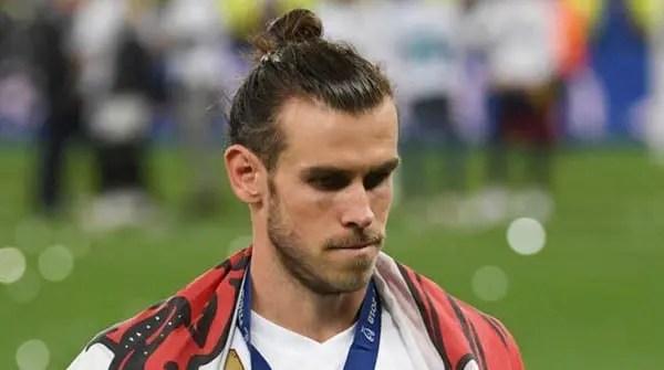 Gareth Bale fuera del Madrid