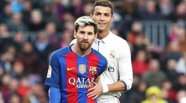 Messi desvela futuro de Ronaldo