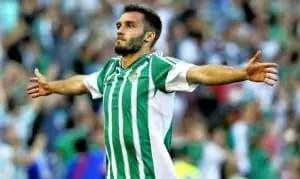 Pezzella celebrando un gol / Agencias