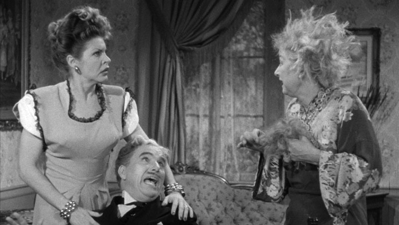 Un fotograma de la película 'Monsieur Verdoux', de Charles Chaplin.
