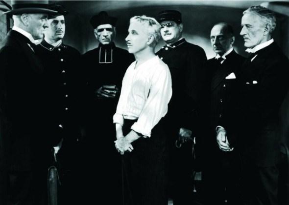 """Fotograma de la película """"Monsieur Verdoux"""""""
