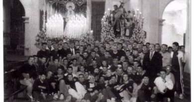 cuadrilla cargadores de cristo rey 1997