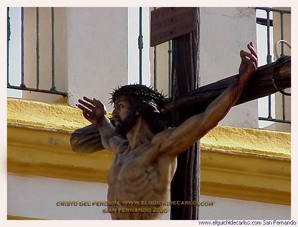Cristo de El Perdón