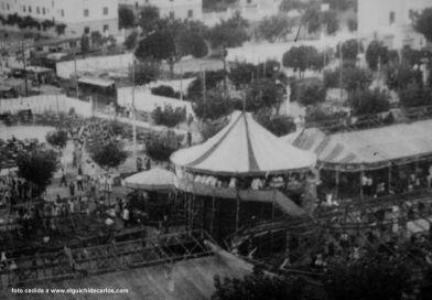Feria en el Parque, la Velada del Carmen.