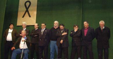 Homenaje a cargadores de la cuadrilla de nicolás carrillo