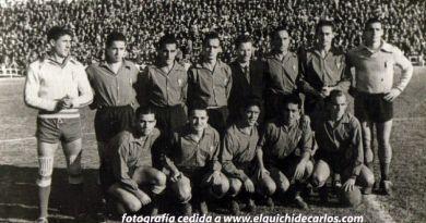 CD San Fernando en el Estadio Carranza