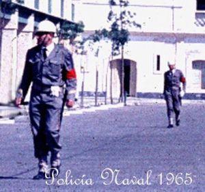 1965 Policía Naval - Cerillitos