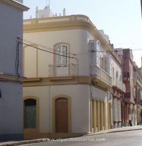 Bar Bilbao en Calle Real con alseno