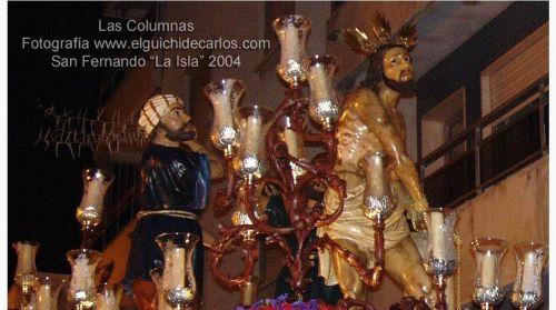 Hermandad de Las Columnas. San Fernando