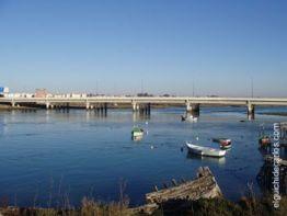 Segundo puente junto al de Zuazo