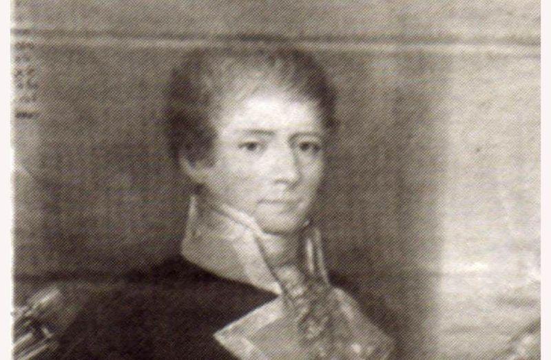 retrato de Diego de Alvear