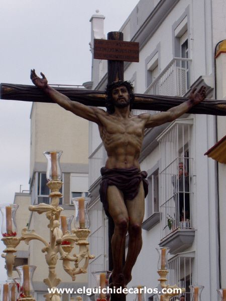 Cristo del Perdón de Antonio Bey