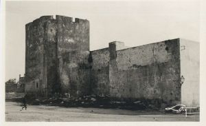 Cárcel del Castillo San Romualdo