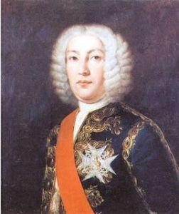 Retrato del Marques de La Victoria