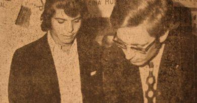 Una entrevista a Camarón 1970