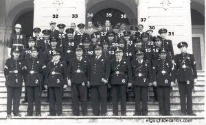 Guardia Municipal de San Fernando 1957