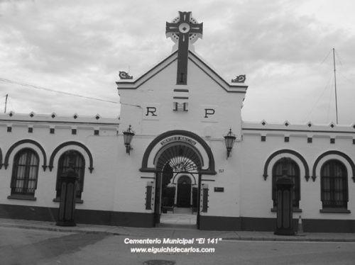 Cementerio municipal. San Fernando Cádiz