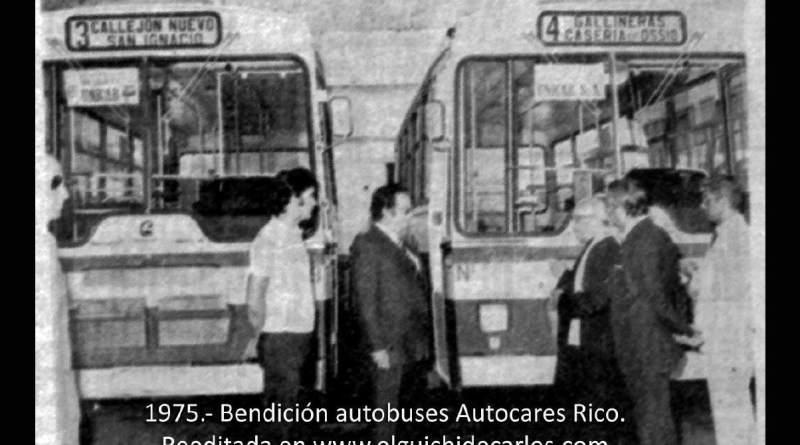 Autobus que se conocía como la puta, San Fernando