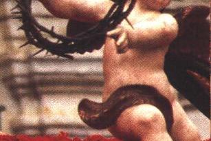 Simbolo cofrade, santo entierro