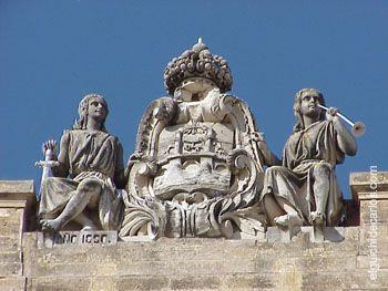 escudo ayuntamiento san fernando
