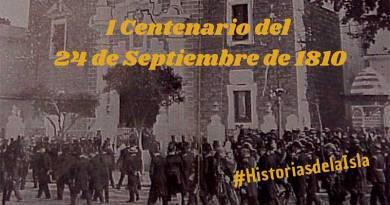 I Centenario del 24 de Septiembre de 1810