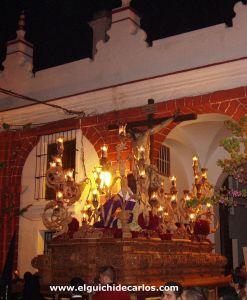Cristo de la Muerte, Desamparados San Fernando