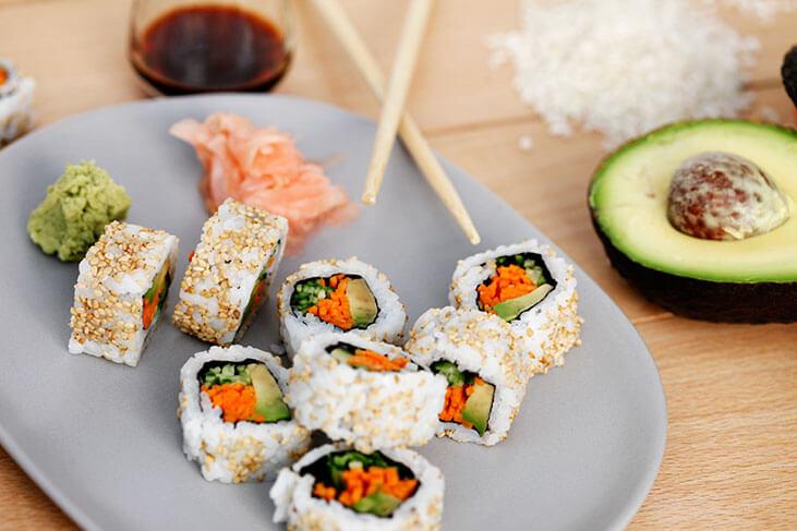 Curso de cocina japonesa  El Gusto es Nuestro