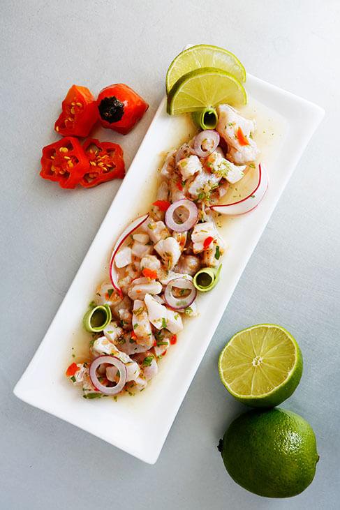 Curso de cocina peruana  El Gusto es Nuestro