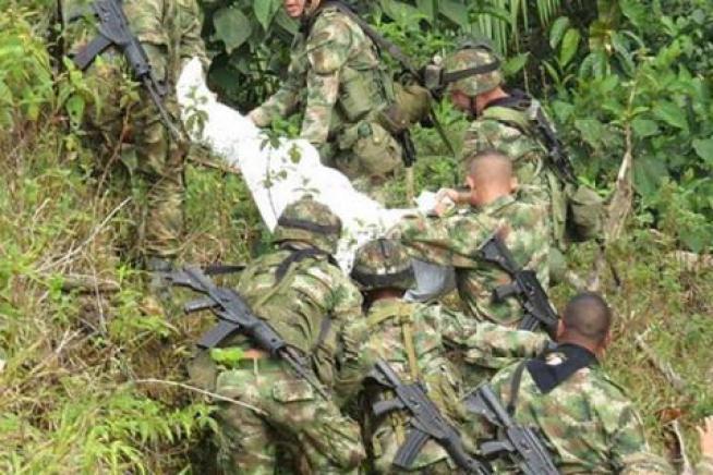 Resultado de imagen para muere otro soldado eln