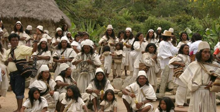 Resultado de imagen para el presidente se reunira con el pueblo arhuaco en la sierra nevada