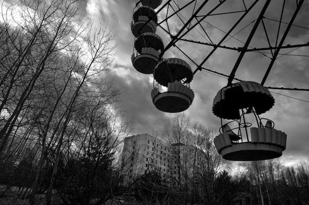 Chernobyl: A Bleak Landscape, 25 years later