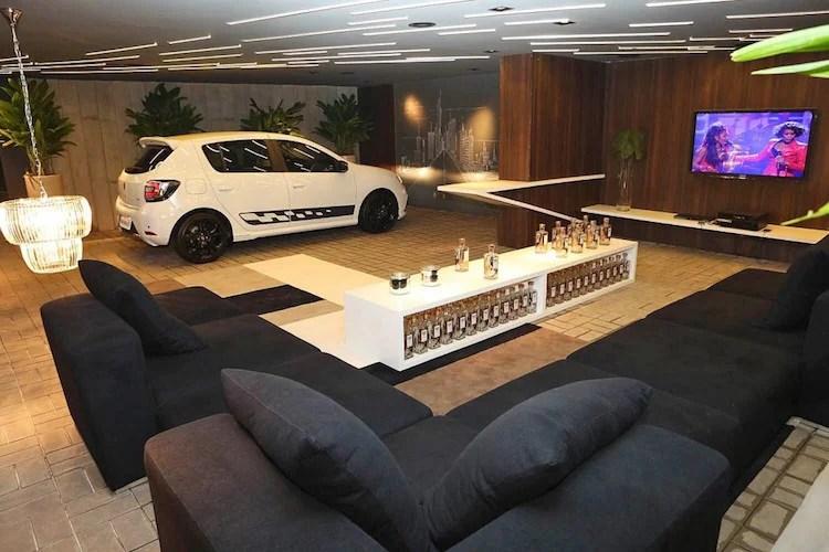 Que tal montar uma garagem de estar na sua casa  El Hombre