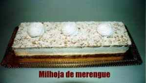 MILHOJA MERENGUE