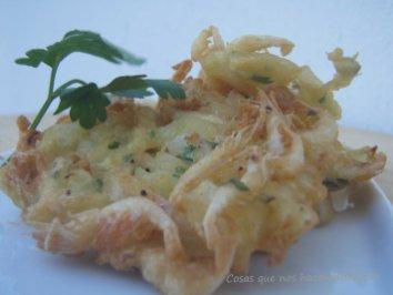 Tortillitas de camarones, clásico gaditano!.