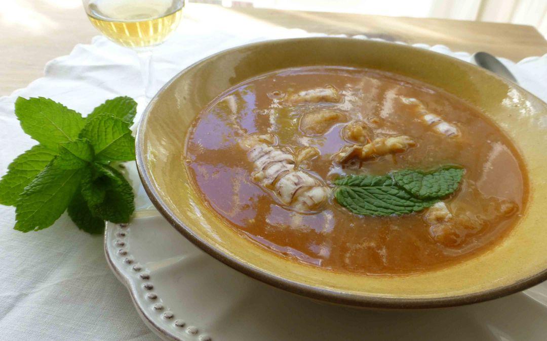 Sopa de Galeras