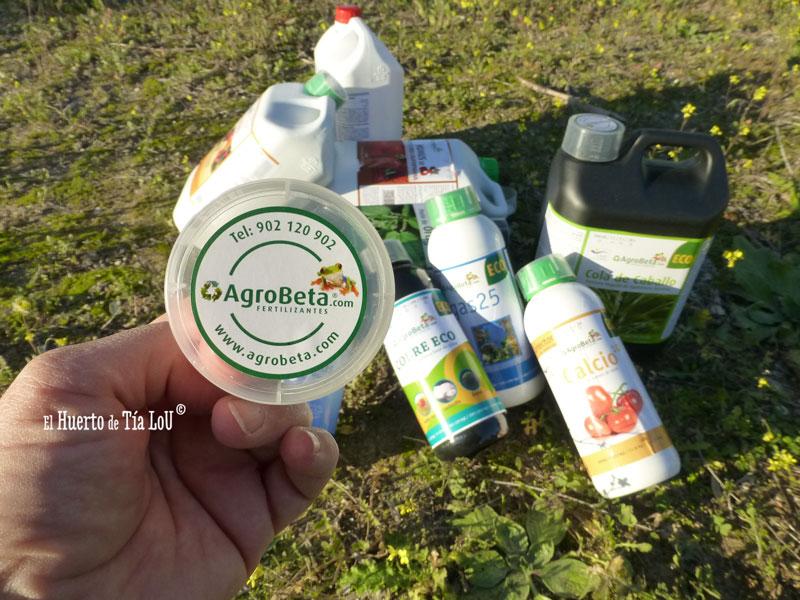 Agrobeta: Productos eco que alimentan y refuerzan las defensas de nuestros cultivos.