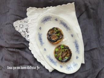 Sorprendente Tatín o Tarta de Berenjenas y cebolla caramelizada (9)