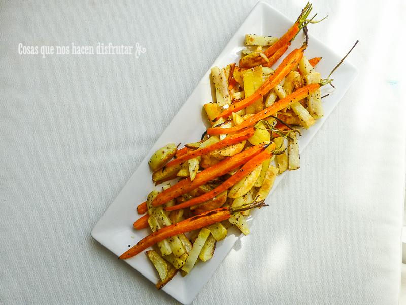 Come patatas fritas y engorda la mitad