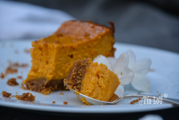 Deliciosa Tarta de boniato y queso. Receta sana.
