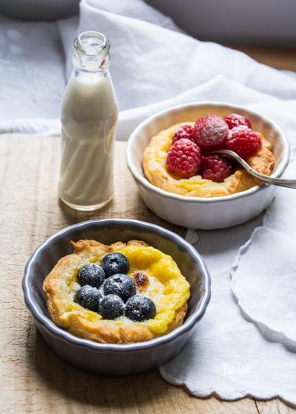 Tartaletas fáciles y deliciosas para merendar by tia lou