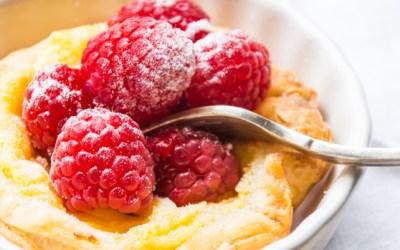 Tartaletas fáciles y deliciosas para merendar
