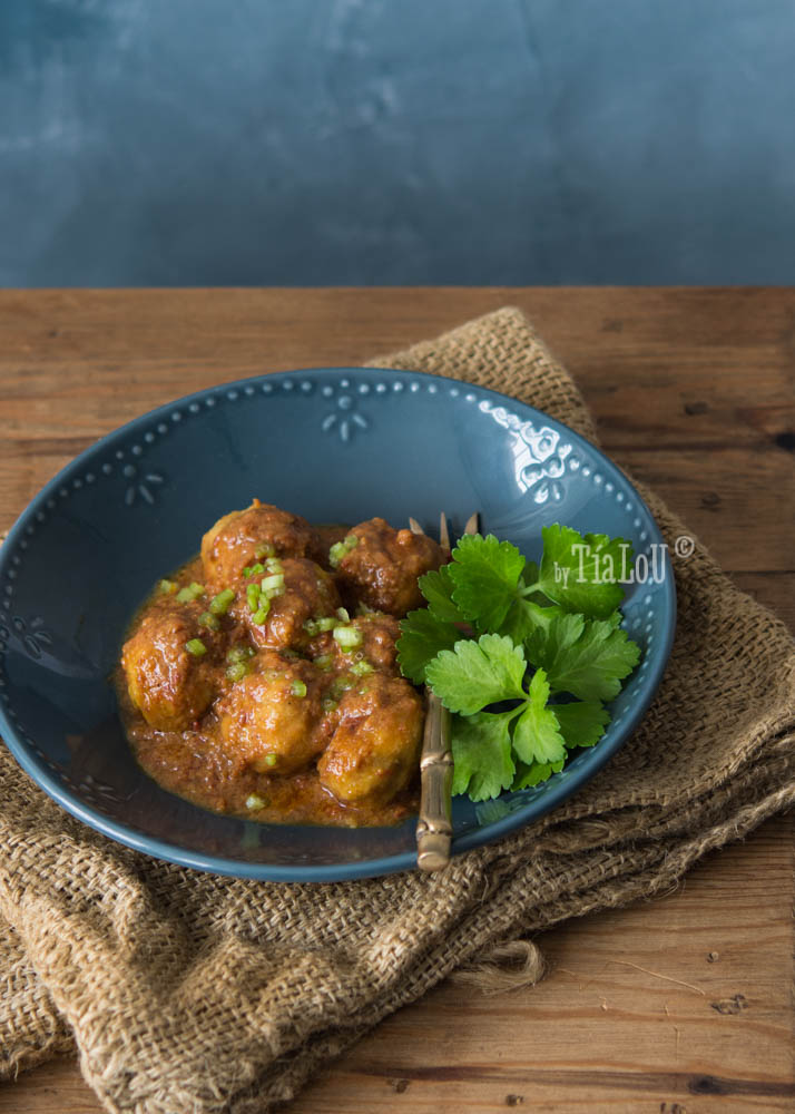Albóndigas con curry-2