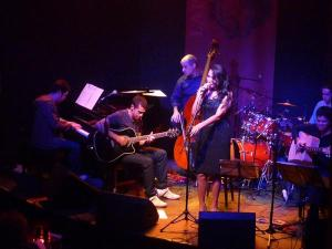 Eliana Printes no palco