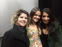 Eliana Printes em Londrina, após o show