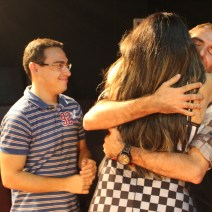 Abraço Flavio Carrijo