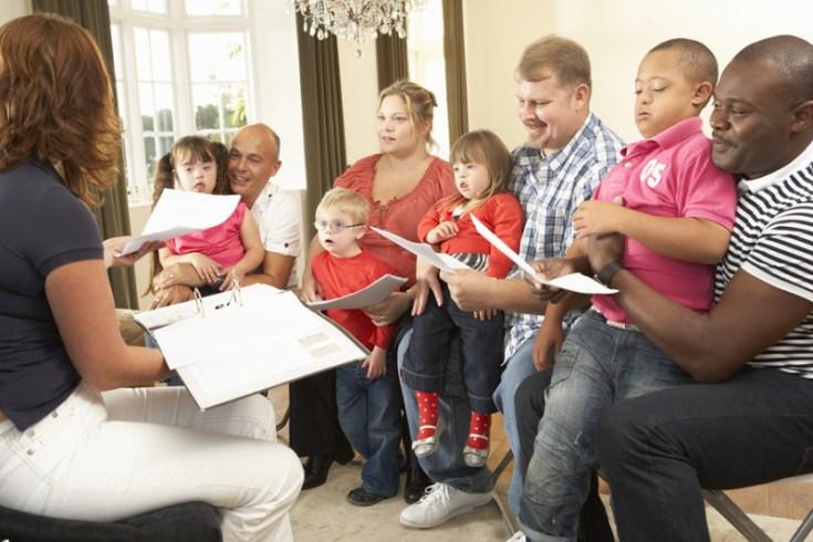 Apoyo de Padres Para Padres de Hijos con síndrome de Down alrededor del mundo