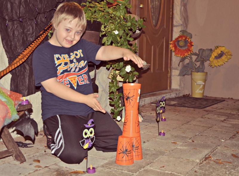Decoraciones de halloween espantosamente económicas   eliana ...