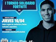 Achraf, nacido en Getafe, crea un torneo solidario de Fornite
