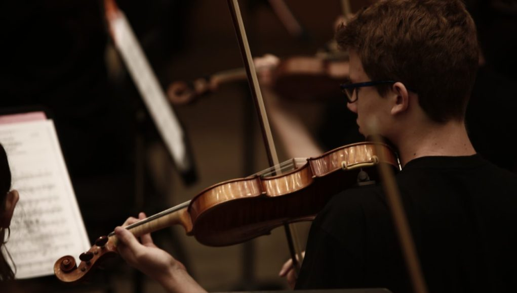 La JORCAM (Joven Orquesta y Coro de la Comunidad de Madrid)