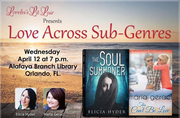 Elicia Hyder – LIVE in Orlando!
